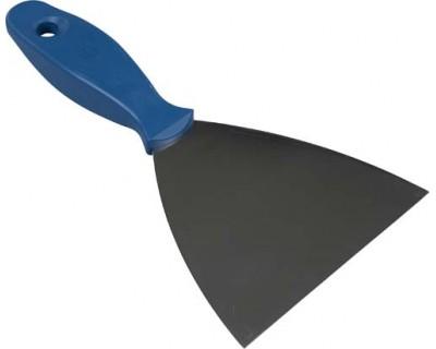 Шпатель с нержавеющей стали FBK 78102 120 мм синий