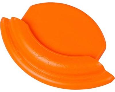 Заглушка для алюмінієвої рейки FBK 80005 помаранчева