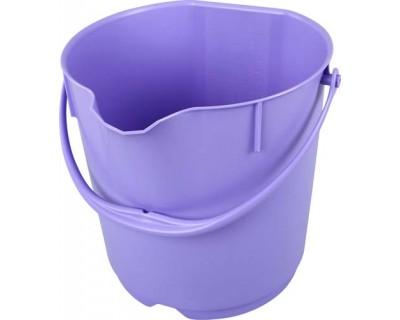 Ведро пищевое FBK 80101 фиолетовое 15л