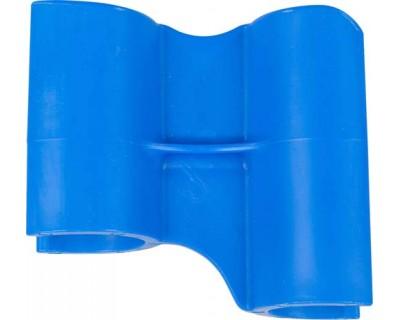 Маркувальний значок для алюмінієвої рейки FBK 80002 синій
