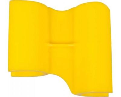 Маркувальний значок для алюмінієвої рейки FBK 80002 жовтий