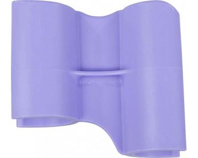 Маркувальний значок для алюмінієвої рейки FBK 80002 фіолетовий