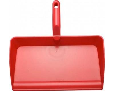 Совок для прибирання FBK 80301 300х310 мм червоний