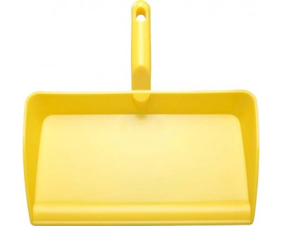 Совок для прибирання FBK 80301 300х310 мм жовтий