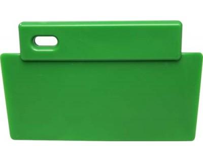 Шпатель FBK 81900 200х125 мм зеленый