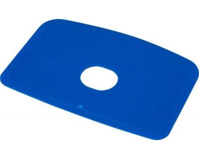 Скребок для тіста з отвором FBK 81910 синій