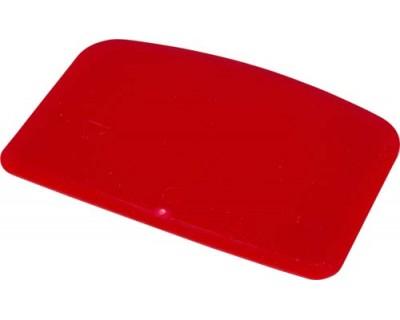 Скребок для теста гибкий FBK 81911 красный