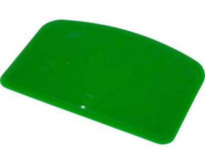Скребок для теста гибкий FBK 81911 зеленый