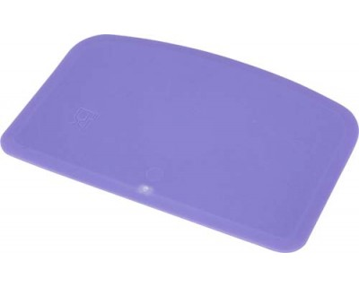 Скребок для тіста гнучкий FBK 81911 фіолетовий