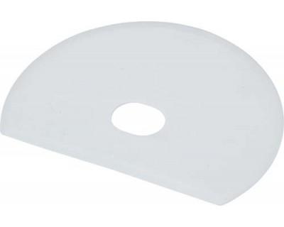 Скребок для теста гибкий FBK 81915 белый
