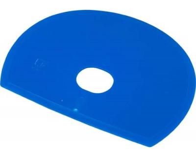 Скребок для теста гибкий FBK 81915 синий
