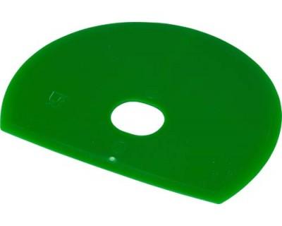 Скребок для теста гибкий FBK 81915 зеленый