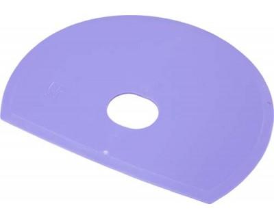 Скребок для тіста гнучкий FBK 81915 фіолетовий