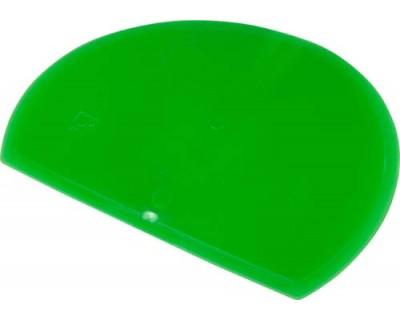 Скребок для теста гибкий FBK 81916 зеленый