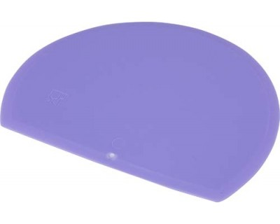 Скребок для тіста гнучкий FBK 81916 фіолетовий