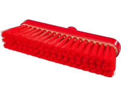 Щітка підмітальна FBK 94157 280x48 мм червона