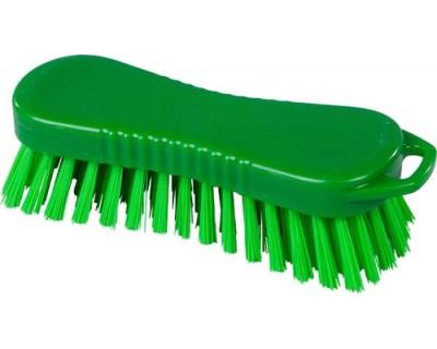 Щетка с резиновым компонентом FBK 95063 210х70 мм зеленая