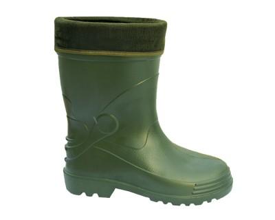 Чоботи Lemigo Wader 893 EVA колір зелений