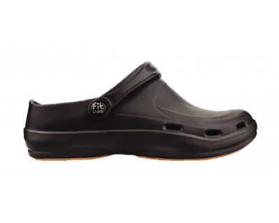 Крокси FitClog BASIC 001 Black, Lemigo, розмір 39