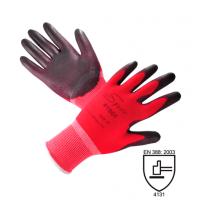 Перчатка текстильная Niro S Pure 1004 размер M
