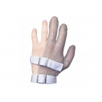 Кольчужна 3-пала рукавиця Niroflex FM+ розмір XS