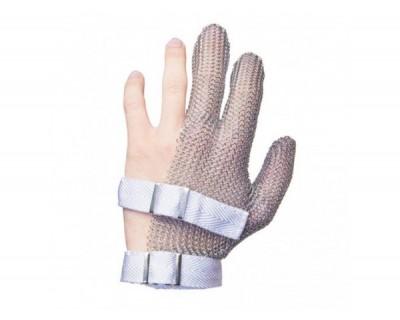 Кольчужна 3-пала рукавиця Niroflex FM+ розмір M