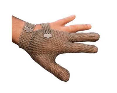 Кольчужна 3-пала рукавиця Niroflex 2000 розмір S