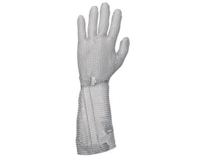 Кольчужная перчатка Niroflex 2000 намагниченная размер L (отворот 19 см)