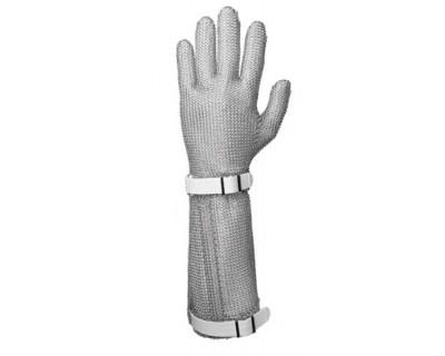 Кольчужна рукавиця Niroflex Easyfit розмір L (відворот 19 см)