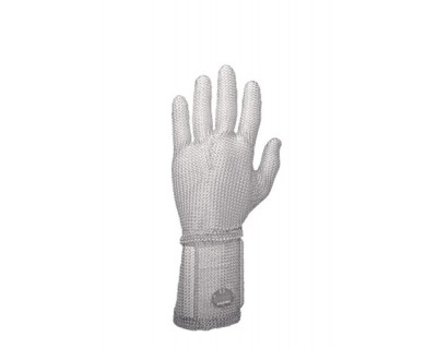 Кольчужна рукавиця Niroflex Fix розмір М (відворот 8 см)