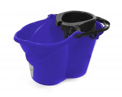 Ведро к швабре детектируемое Prohaccp P2707-2 синее