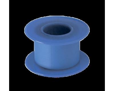 Пластир на катушці детектуємий Prohaccp Р0165-2 (синій)