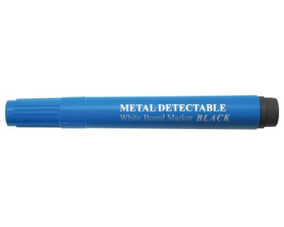 Маркер перманентний детектуємий Prohaccp P0353-2 (синій корпус, червона паста)