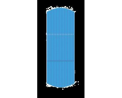 Пластир детектуємий Prohaccp PO395-2 7.2х2.5см (синій)