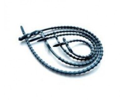 Детектируемая стяжка Prohaccp P0454-2 180 мм (многоразовая, синяя)