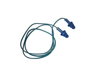 Беруши многоразовые детектируемые Prohaccp P0645-2 (синие)